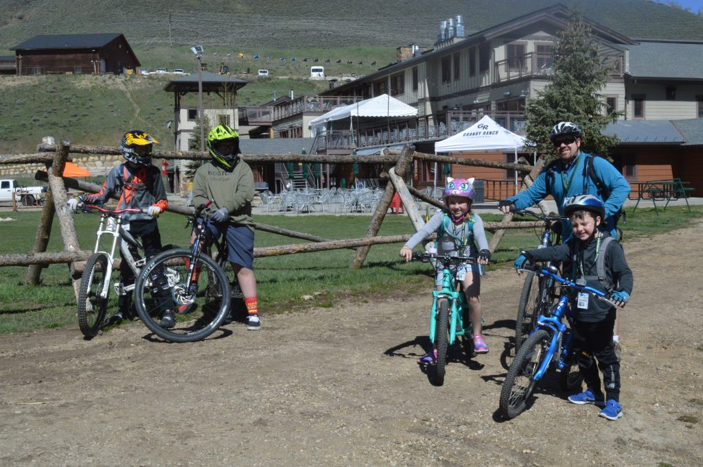 5c0c0f4db9e Granby Ranch bike park opens for the season with ideal conditions ...