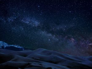 The darkness at Great Sand Dunes National Park now internationally recognized