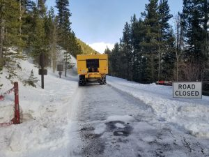 Rocky Mountain National Park preparing Trail Ridge Road to reopen