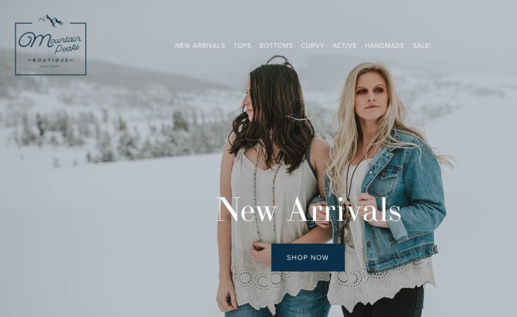 Kremmling native selling rustic chic clothing on new Mountain Peaks Boutique website