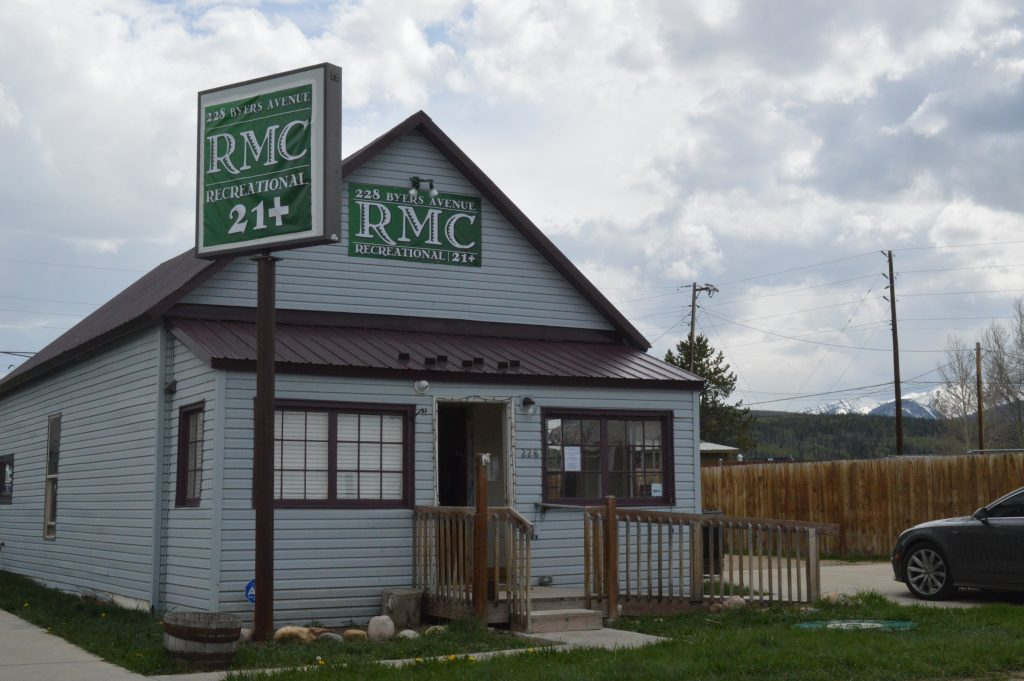 Rocky Mountain Cannabis opening in Fraser offers expert budtenders, custom pot selection