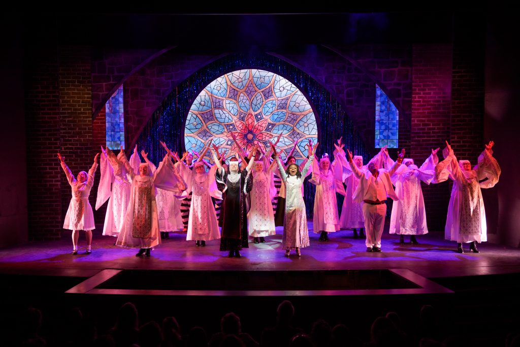 In review: 'Sister Act' musical invites audience to get down to the hymns