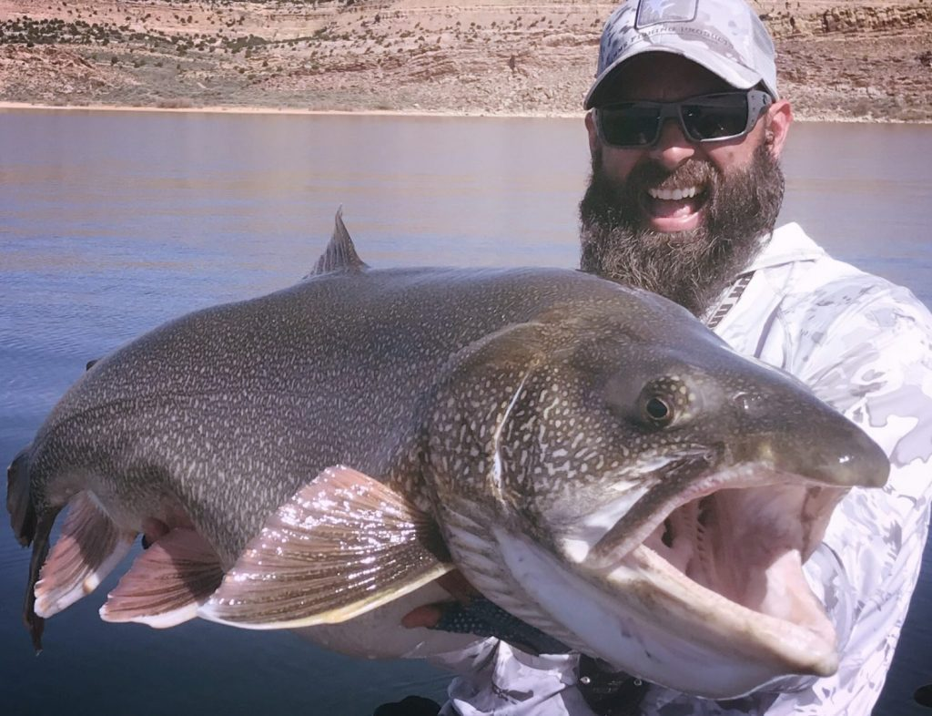 Colorado man catches record fish as big as a 7-year-old child