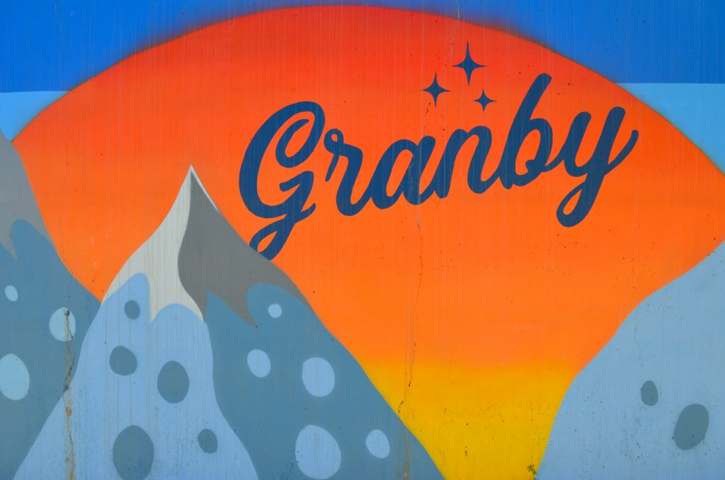 Granby Celebrates Public Art With Rky Mtn Walls Festival