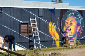 Letter: Granby needs a public art policy after murals project, mayor says