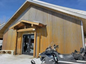 Grand Lake OKs $11K to replace metal siding on private business
