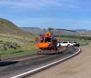 CSP: Two killed in Thursday wreck on US 40 one mile east of Kremmling
