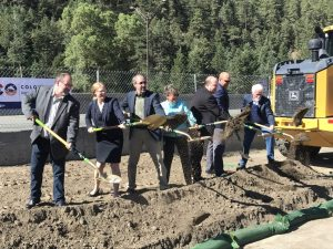 CDOT breaks ground on westbound I-70 mountain express lane, which will widen interstate for 13 miles