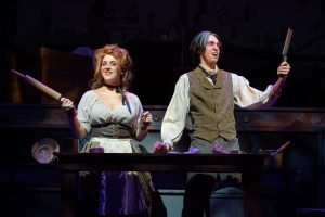 In review: 'Sweeney Todd' tragedy gruesome, yet gore-less