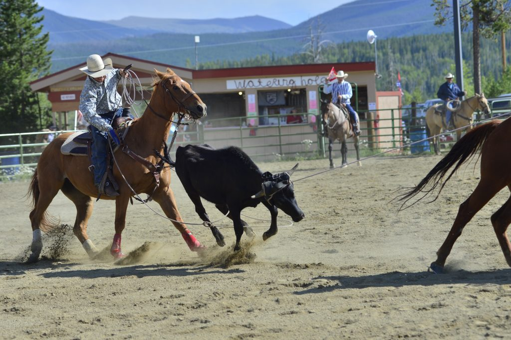 High Country Stampede Rodeo on Saturday, Aug. 17.