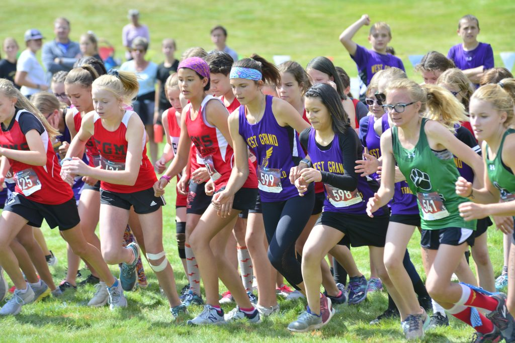 West Grand Invitational on Saturday, Sept. 7, in Kremmling.
