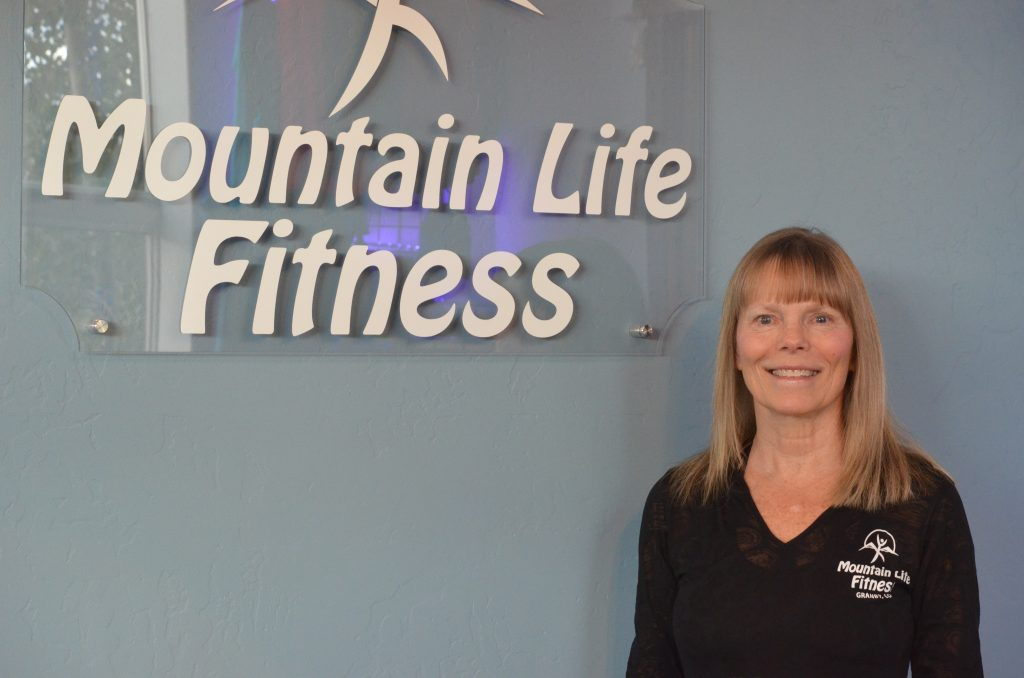 Jackie Wright, Mountain Life Fitness