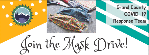 mask drive grand county face mask
