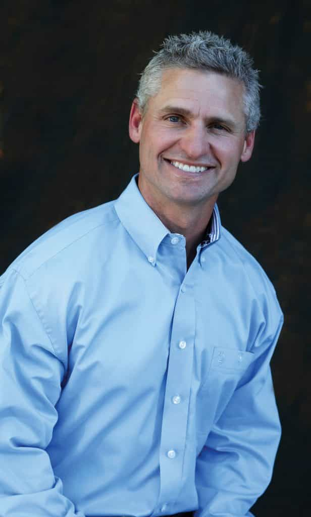 Dr. Michael Sisk, sports medicine and joint replacement specialist at Steamboat Orthopaedics & Spine Institute.