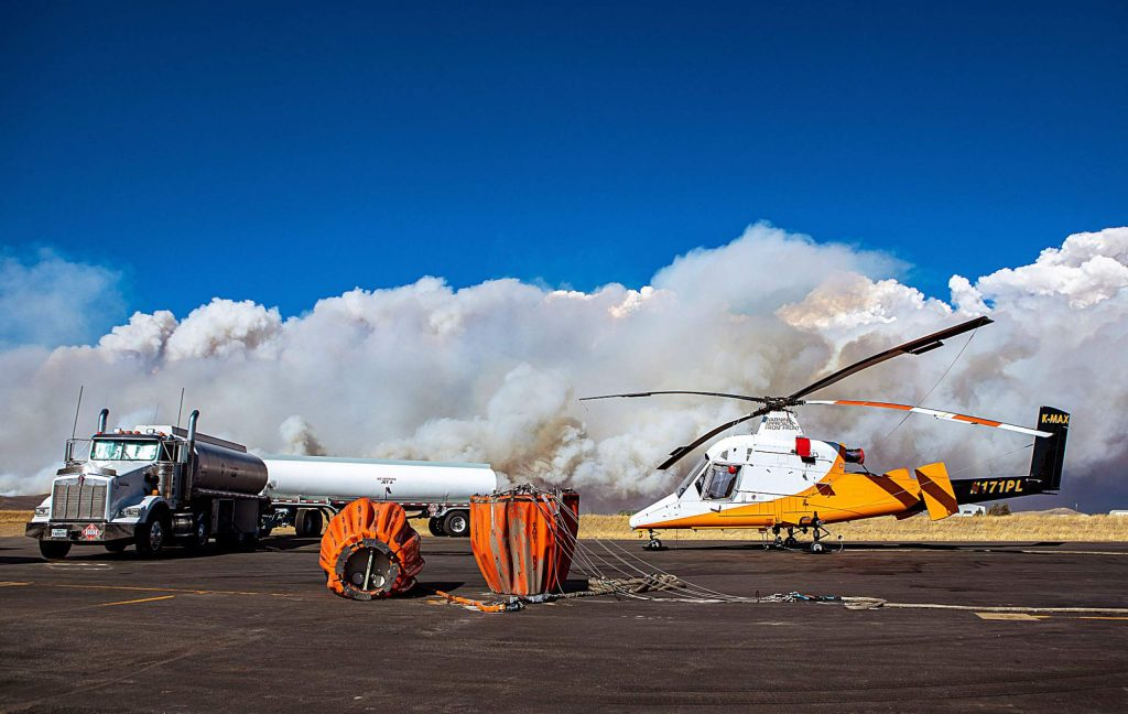 High winds grounded air support as the fire raced toward Grand Lake, and local and nonlocal firefighters like John Simon and Jeremy Emal worked to get hands on the second biggest fire in Colorado history.